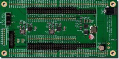 Development Board / Experimental Board 1.3 for USB-FPGA Boards