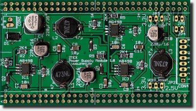 Power Supply 1.0 for USB-FPGA Boards