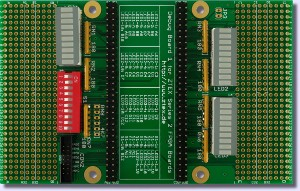 Debug Board for Series 2 FPGA Boards