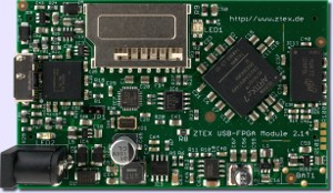 FPGA Board with USB 3.0 using EZ-USB FX3 and Artix 7 XC7A15T to XC7A200T
