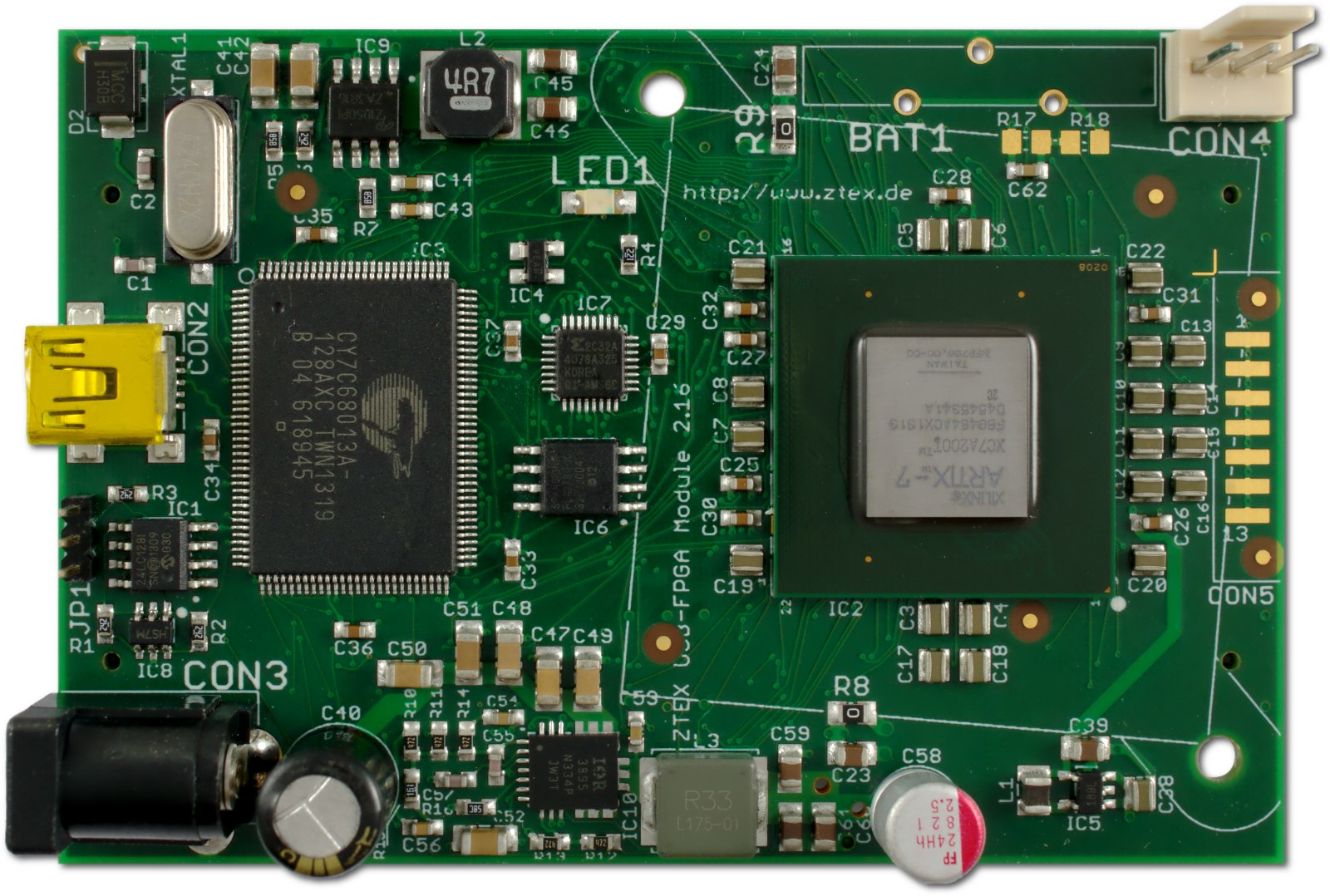 USBFPGA Module 216    Overview    OpenCores